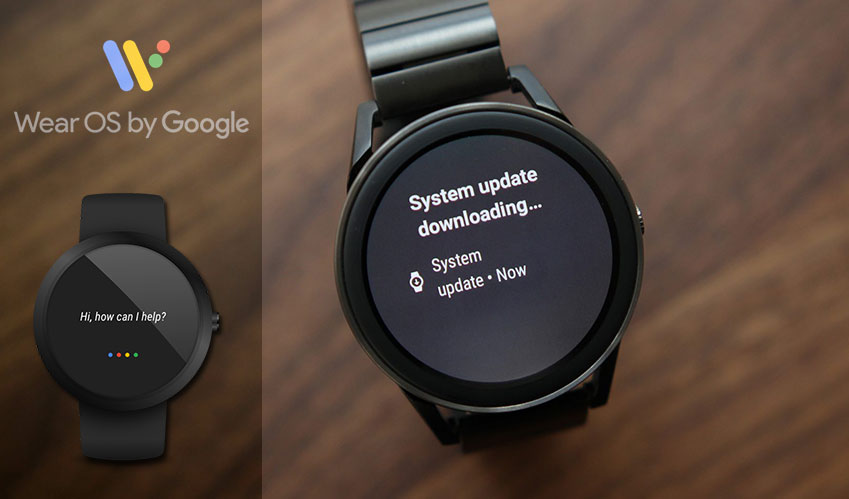 google assistant updates wear os
