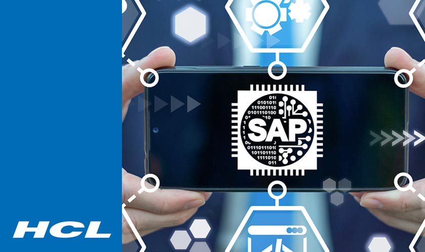 hcl supports rise with sap