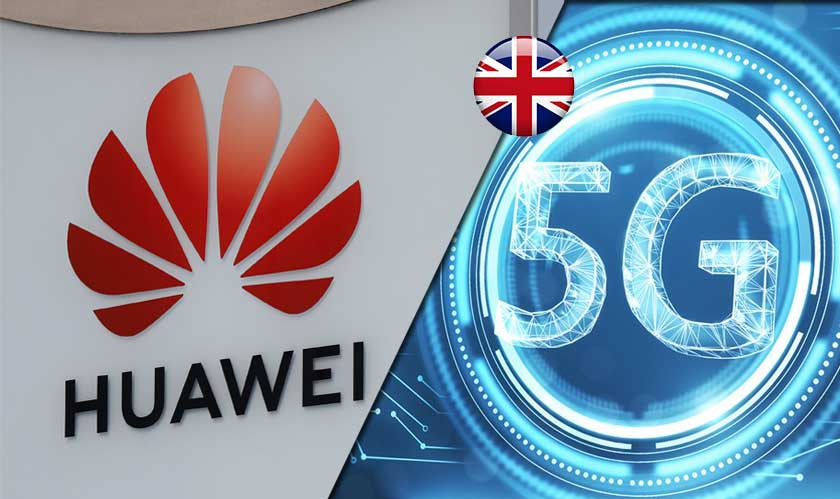 huawei builds britain 5g