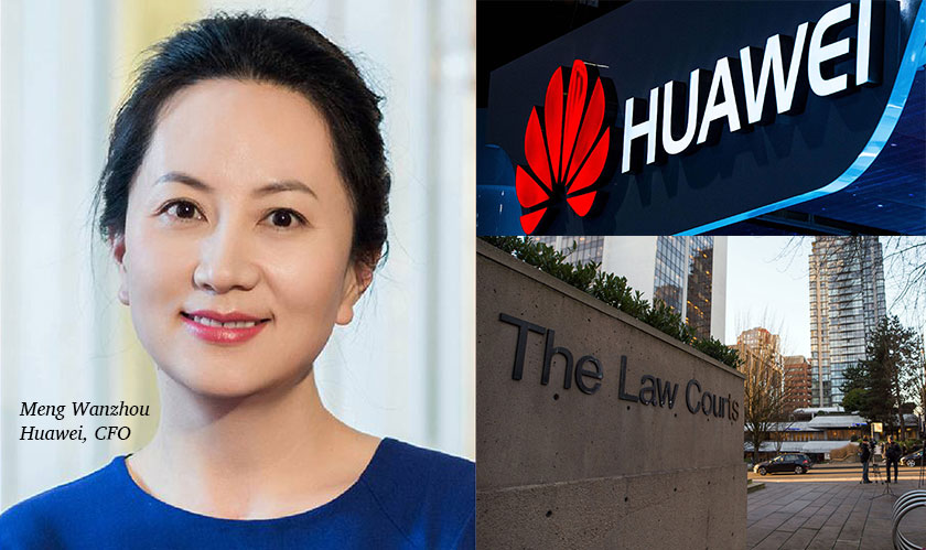 huawei cfo bail hearing paused