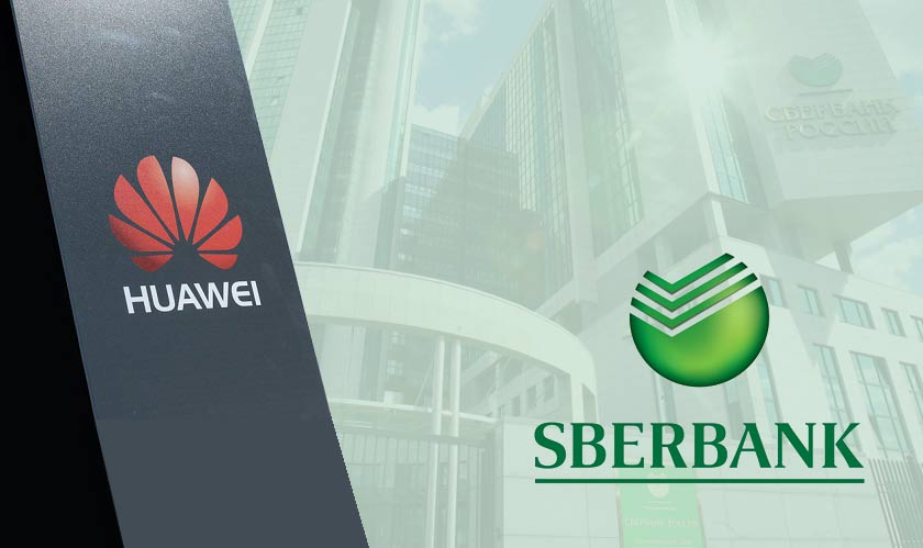 cloud huawei cloud russia sberbank
