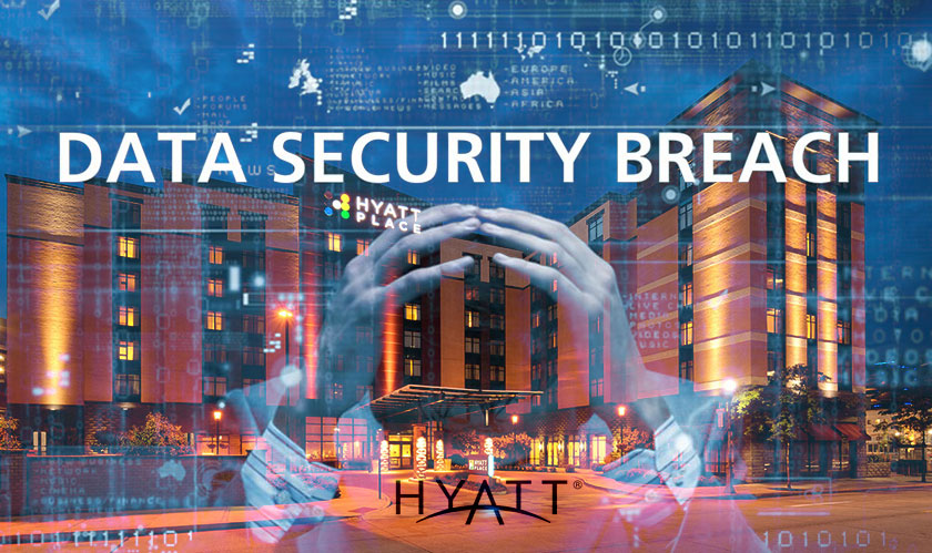 hyatt security breach
