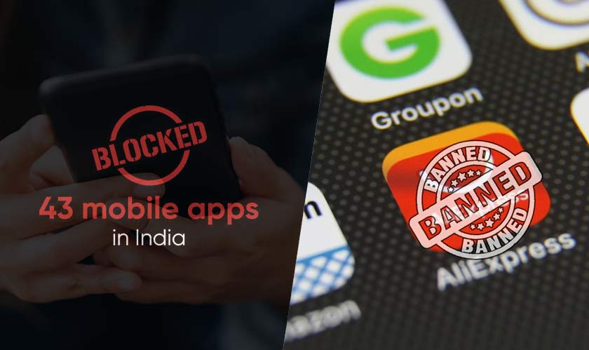 mobile india bans    apps