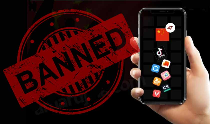 india bans 47 chinese apps