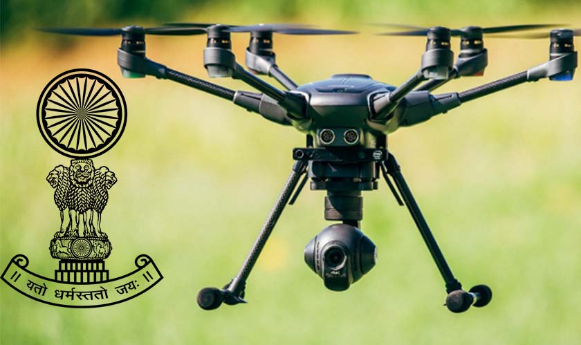 indian government eases drone rules to boost investments in the drone sector