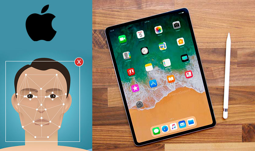 ipad pro introduces faceid
