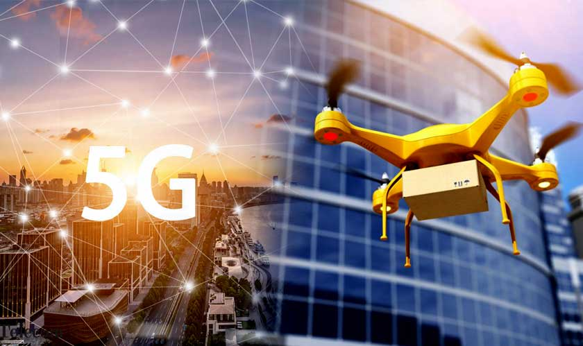 japan approves 5g drone bill