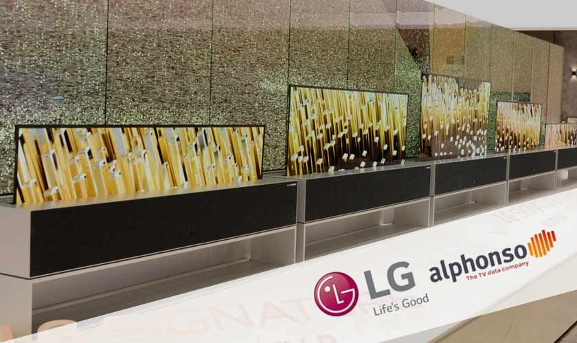 lg invests in alphonso