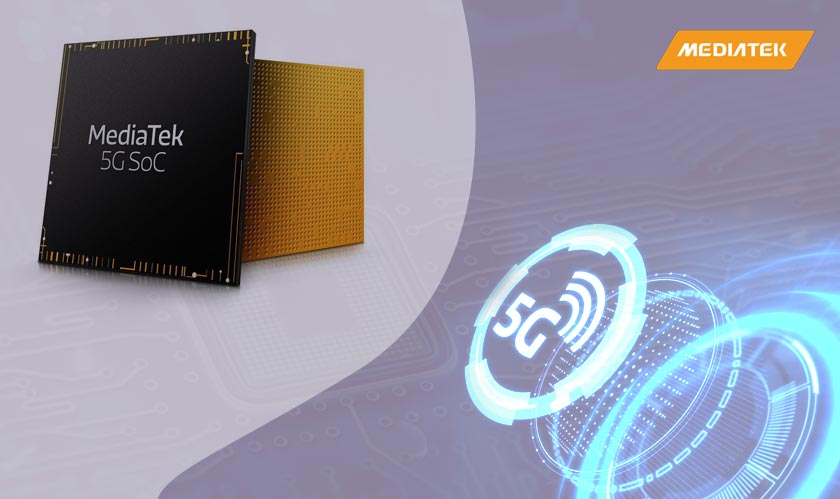 mediatek announces its first 5g modem with mmwave