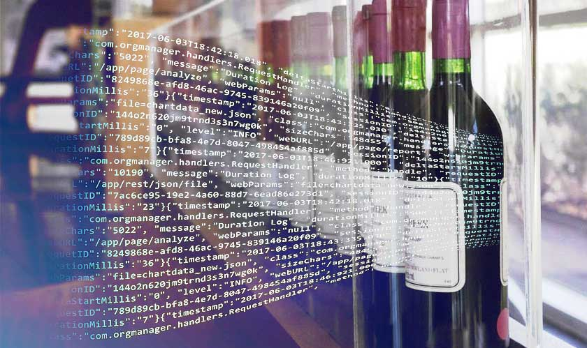 big data big data fujitsu japanese wine