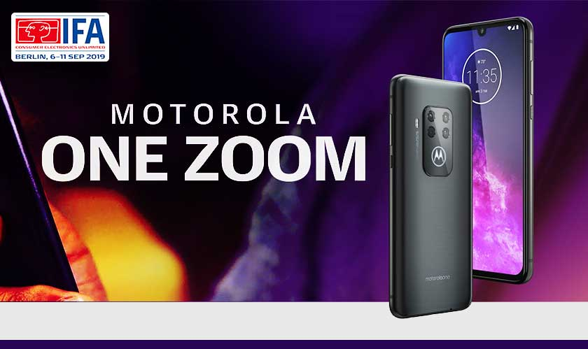 motorola one zoom announced