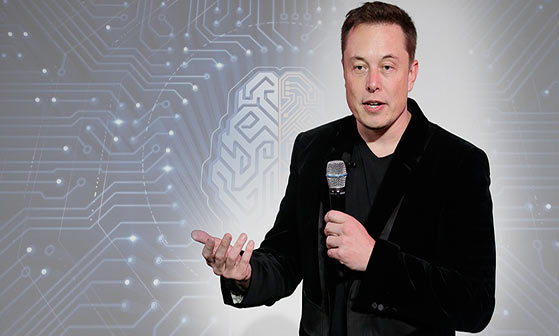 musk new company brings humans more closely to technology