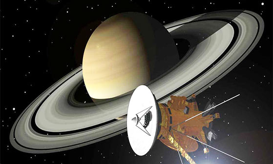 nasas cassini spacecraft will make its final dive into saturn after its 20 year of space exploration