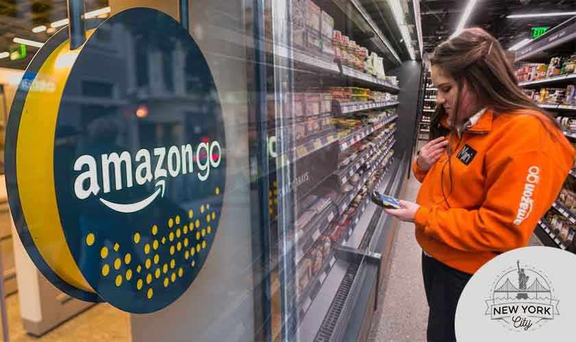 new york amazon go accepts cash