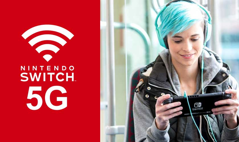 nintendo 5g technology