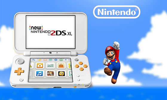 nintendo releases 2ds xl a handheld portable gaming system