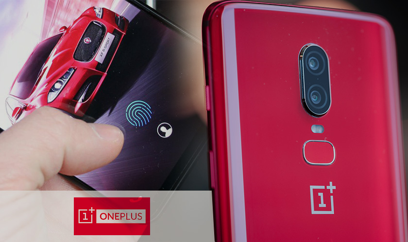 oneplus in display fingerprint tech