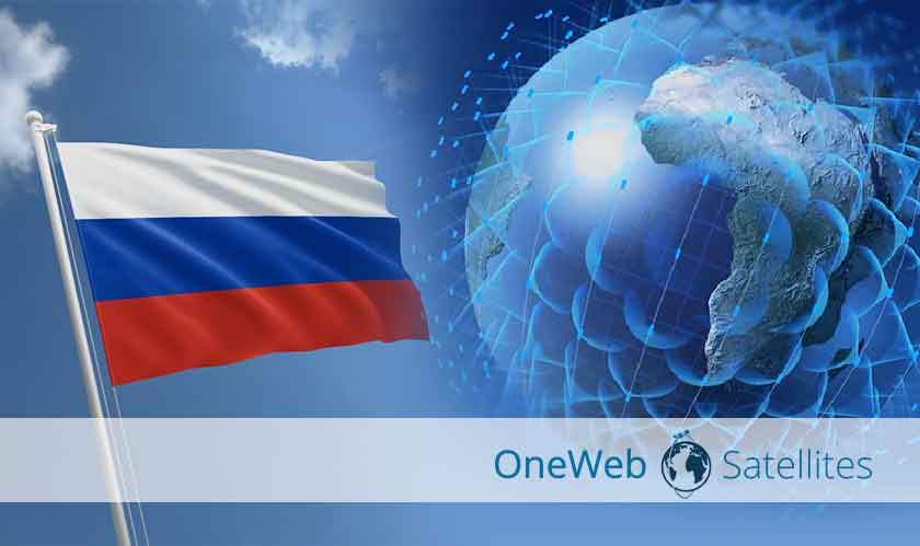oneweb offers stake to russia