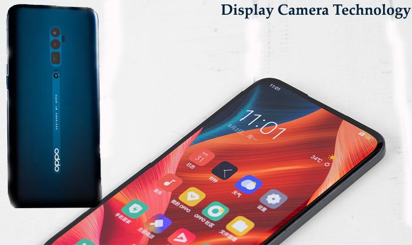 oppo announces its upgraded under display camera technology