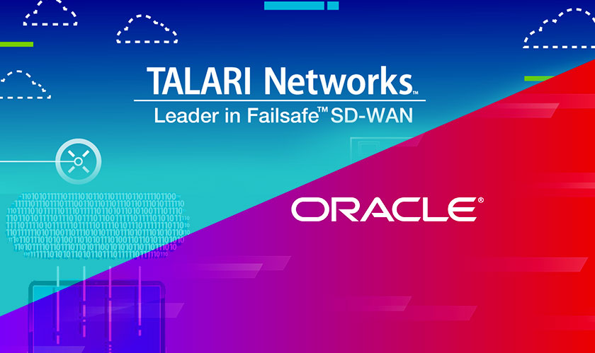 oracle acquires talari networks