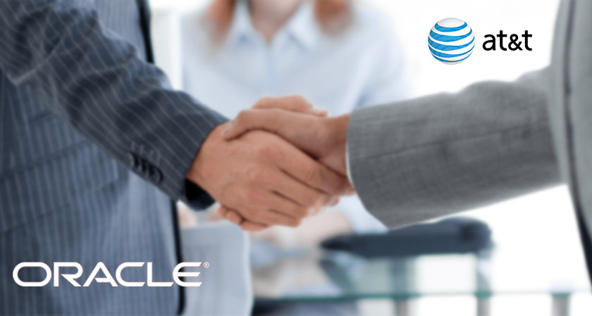 oracle and att ink historic agreement