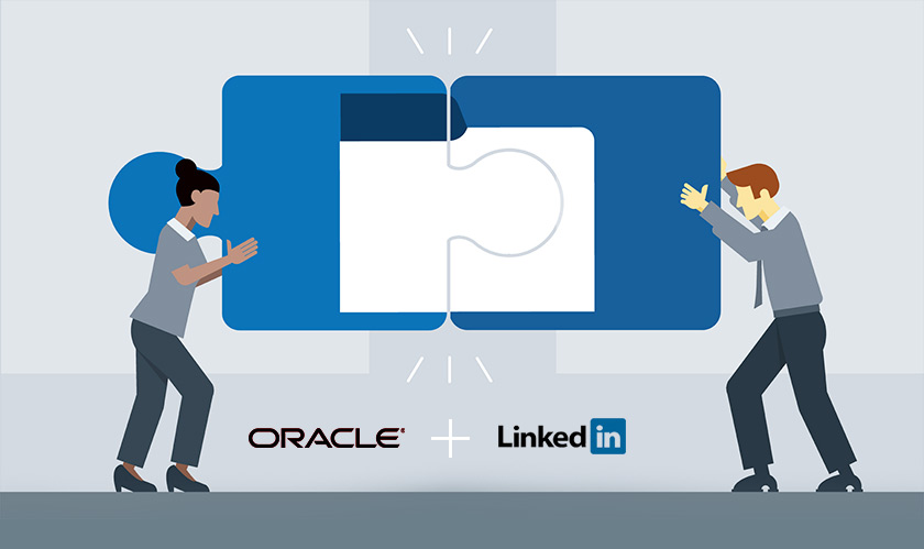 oracle oracle and linkedin integration