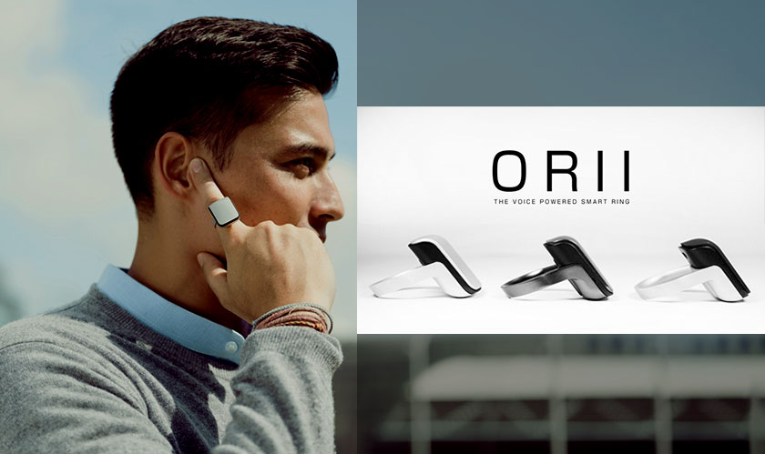 orii connects to voice assistants