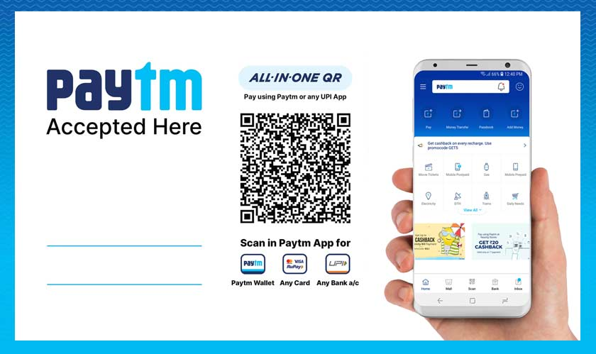 parliamentary panel questions paytm