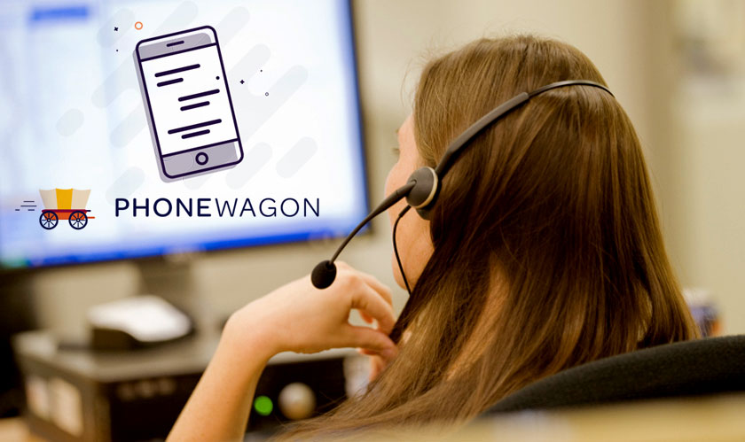 phonewagon tracks calls from campaigns
