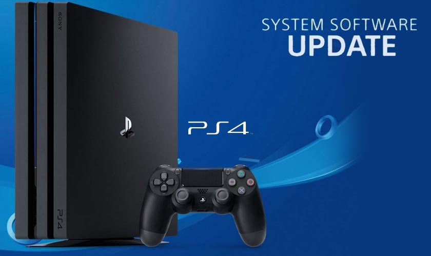 playstation 4 new update