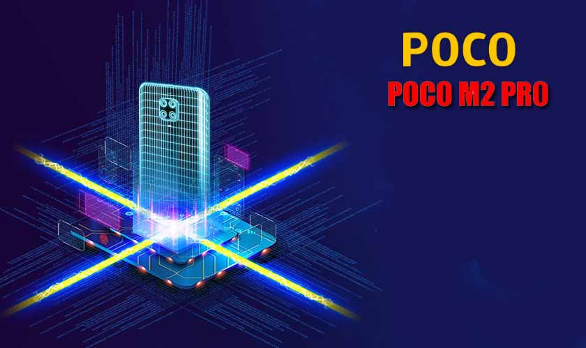 poco m2 pro launching in india