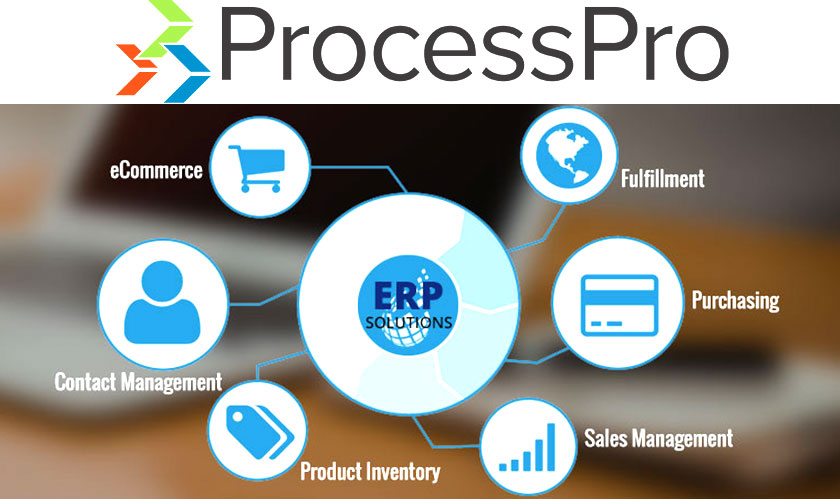 processpro introduces erp solution