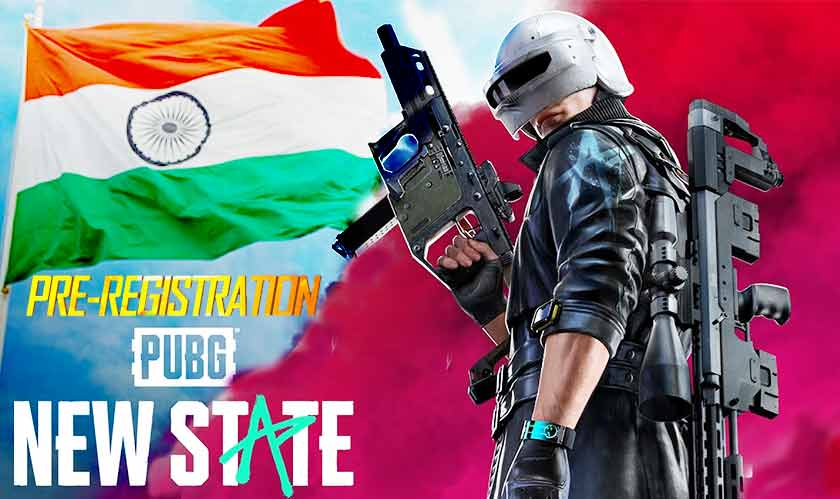 pubg new state pre registration goes live in india