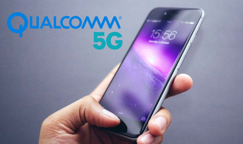 qualcomm 5g phones to hit the market by 2019