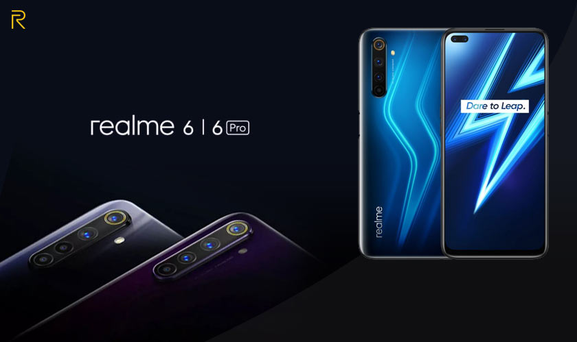realme 6 and 6 pro officially launched in india