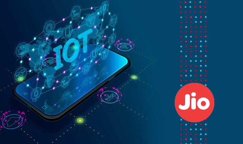 reliance jio releases a iot service