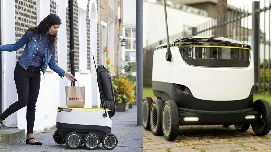 robots for delivery in ohio