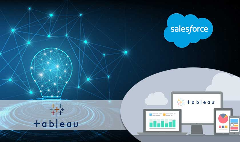 salesforce to acquire tableau