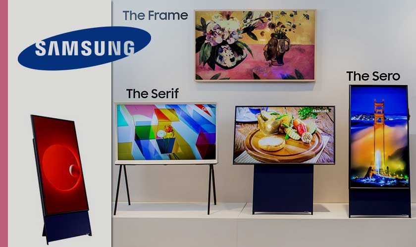 samsung released the sero
