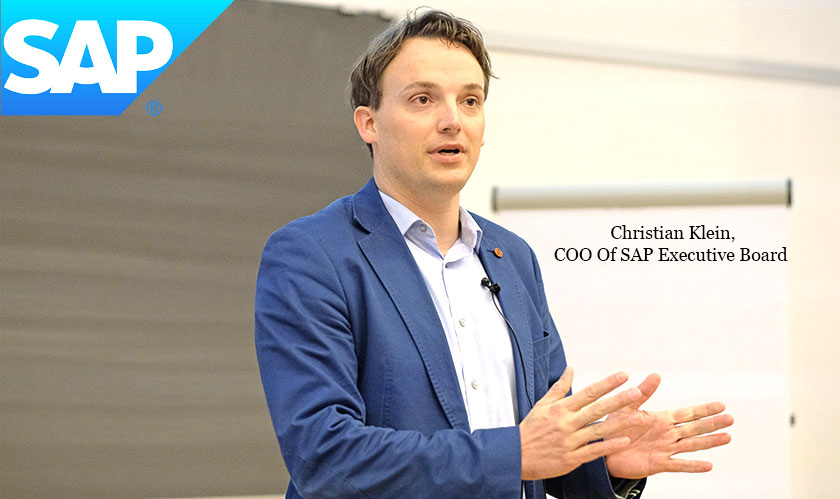 christianklein new member to executiveboard