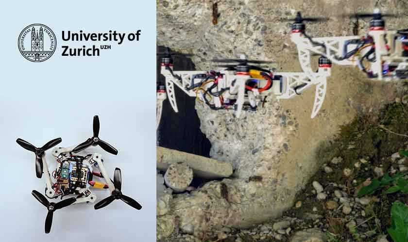 shape shifting drones for rescue missions