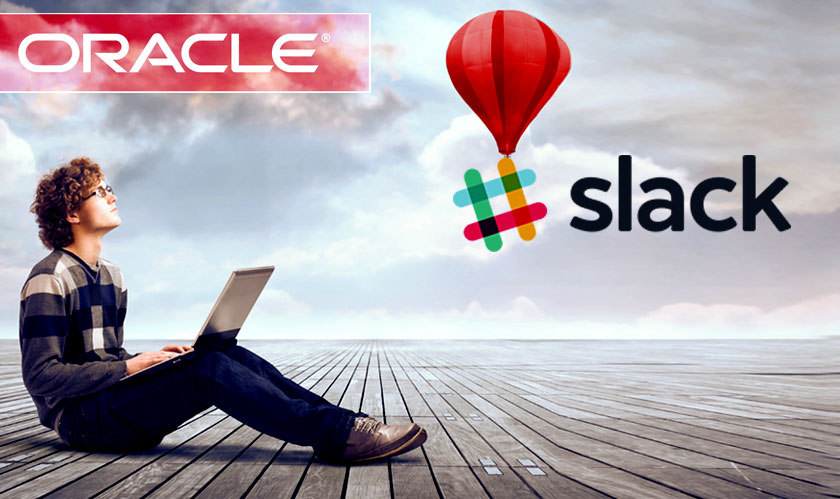 slack associate with oracle