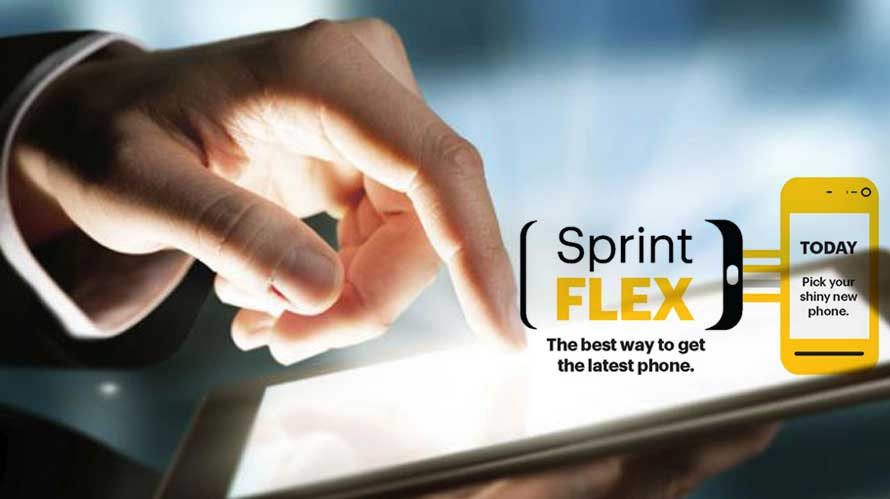 smartphones for lease by sprint