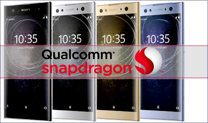 sony phones with snapdragon