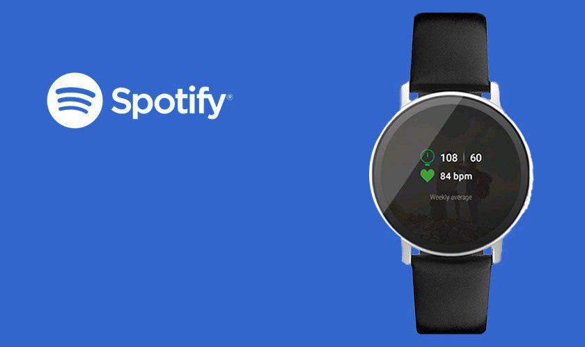 spotify launches wear os