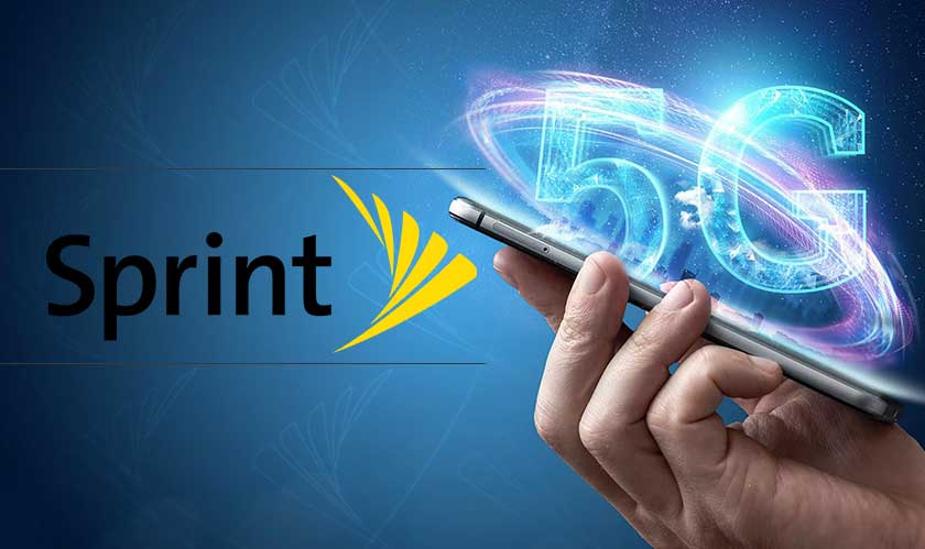 sprint 5g launch in may