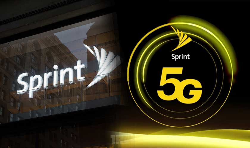 sprint 5g network launched