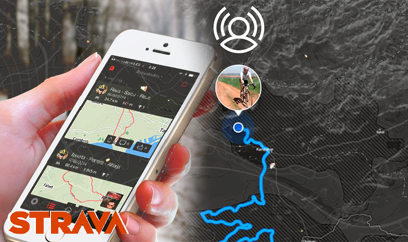 strava disables tracking feature