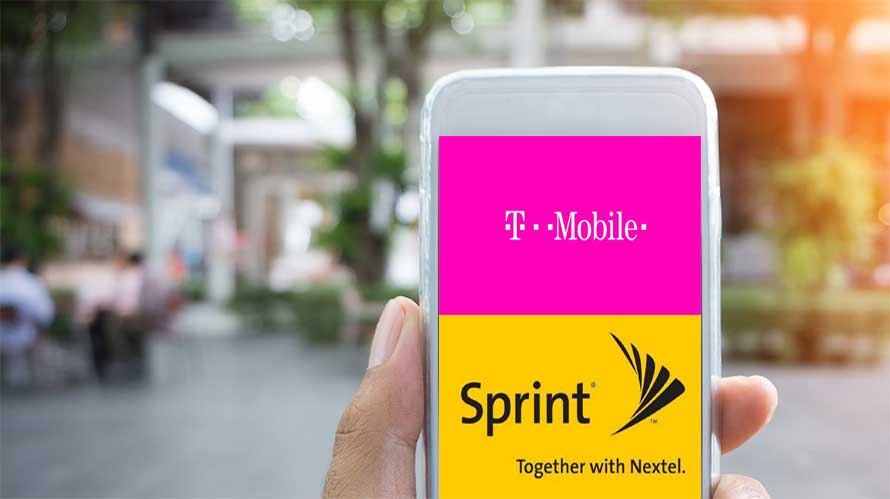 synergy between sprint and t mobile