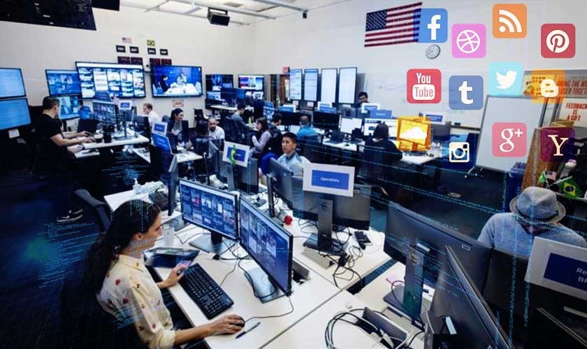 tech firms election security